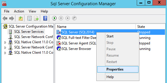 SQL SERVER - Event ID 7000 - The service did not start due to a logon failure logon-failure-01