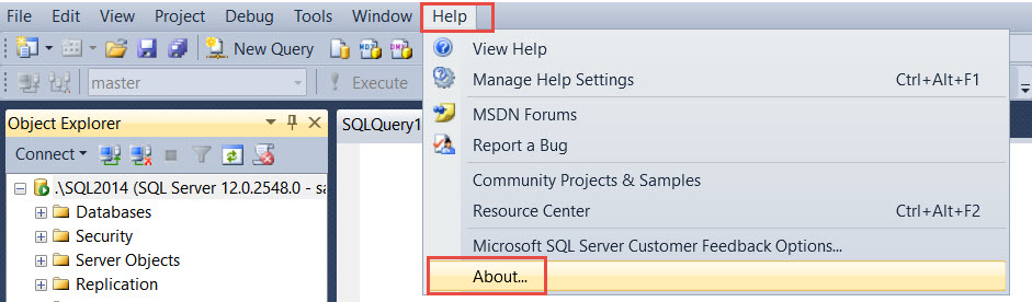 SQL SERVER - Unable to Open Maintenance Plan in Management