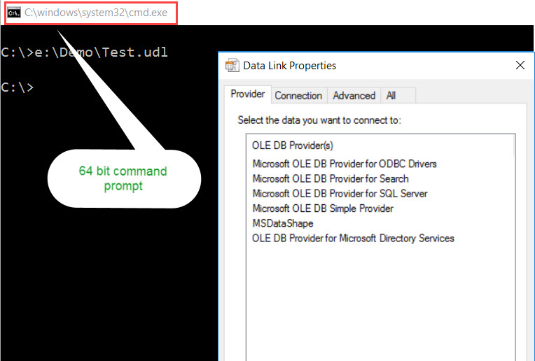 SQL SERVER - How to Download Microsoft OLE DB Provider for