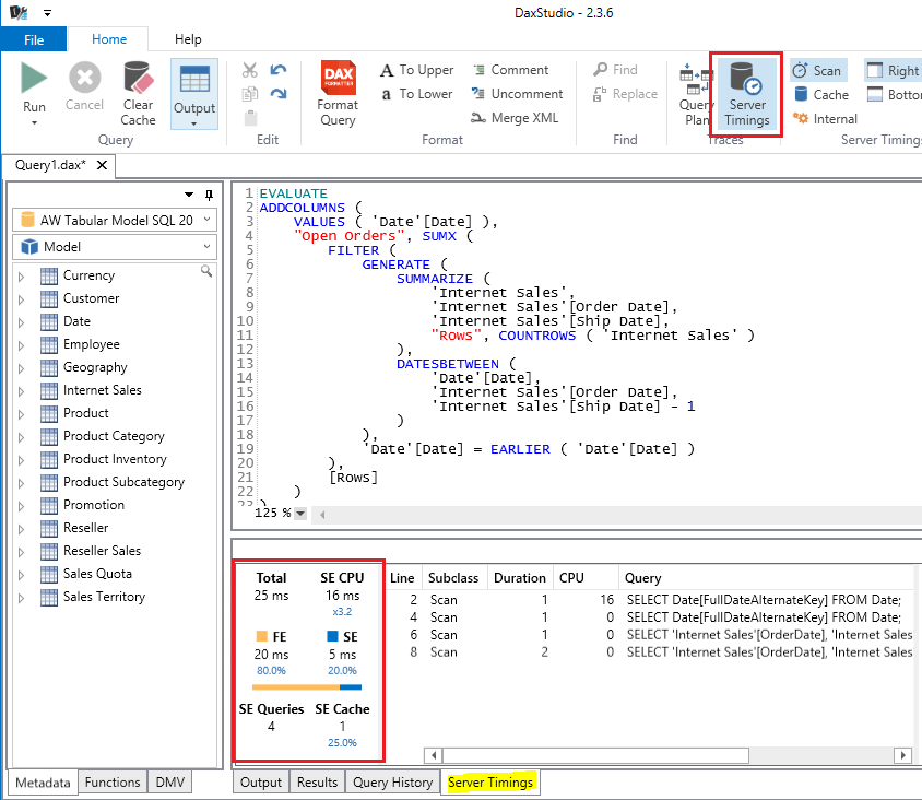 SQL SERVER - Becoming a More Effective DAX Developer with DAX Studio - Notes from the Field #134 notes134-11
