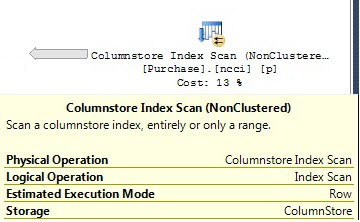 SQL SERVER - ShowPlan XML Additions for ColumnStore Indexes row_mode_plan