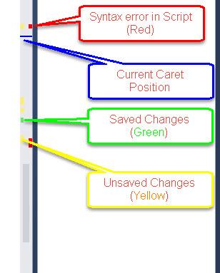 SQL SERVER 2016 - Scroll Bar Enhancement in Management Studio (SSMS