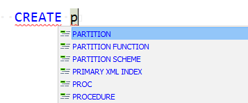 SQL Complete - Smart Code Completion and SQL Formatting sqlcomplete03