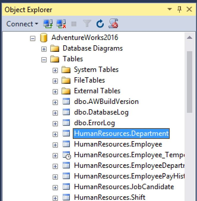 SQL SERVER - SSMS - Script Out Multiple Objects ssms-script-multiple-objects-01