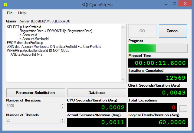 SQL SERVER - Testing Database Performance with tSQLt and SQLQueryStress tsqlt1