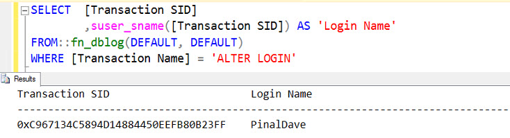Enjoyable Sql Server Who Changed The Password Of Sql Login Interview Largest Home Design Picture Inspirations Pitcheantrous