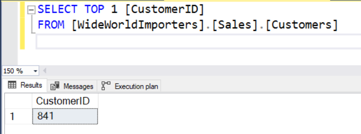 SQL SERVER - Puzzle - Why Such a Complicated Execution Plan for a Single Row, Single Table Query? 841
