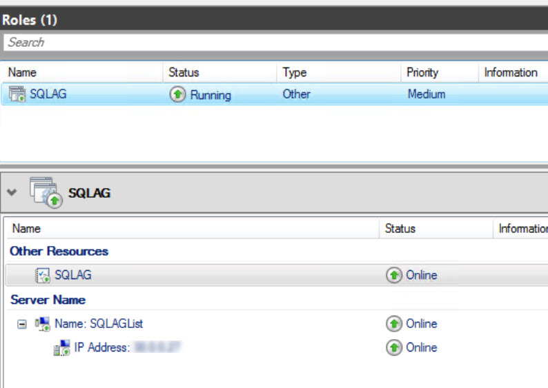 SQL SERVER- Unable to Failover AlwaysOn Availability Group to Disaster Recovery Site ag-ip-error-02