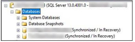 SQL SERVER - Fix: Error 946, Severity: 14 - Cannot open database 'DB' version 782. Upgrade the database to the latest version alwayson-upgrade-01