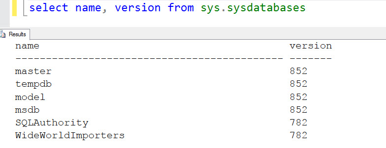 SQL SERVER - Fix: Error 946, Severity: 14 - Cannot open database 'DB' version 782. Upgrade the database to the latest version alwayson-upgrade-02