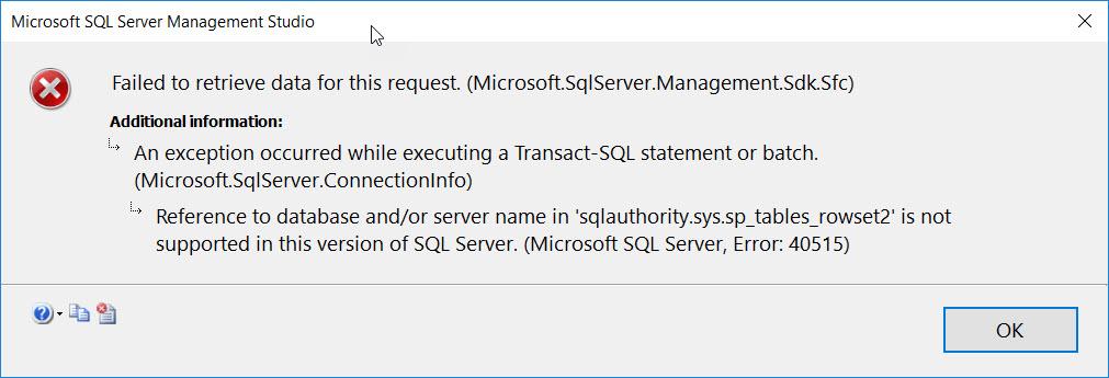 SQL SERVER - How to Create Linked Server to SQL Azure Database? azure-ls-01