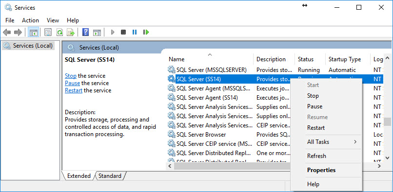 SQL SERVER - Move Database Files for a Mirrored Database Without Breaking Mirroring dbmirrorfile4