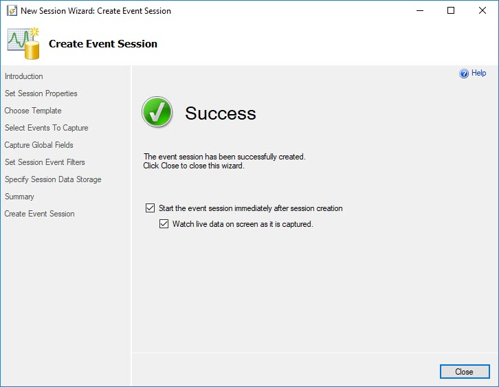 SQL SERVER - Identifying Deprecated SQL Server Features with Extended Events deprecatedfeatures11