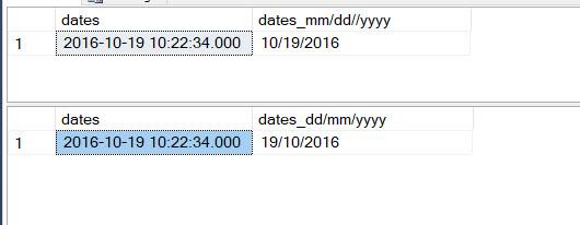 SQL SERVER - Learning New Multipurpose FORMAT Function format1