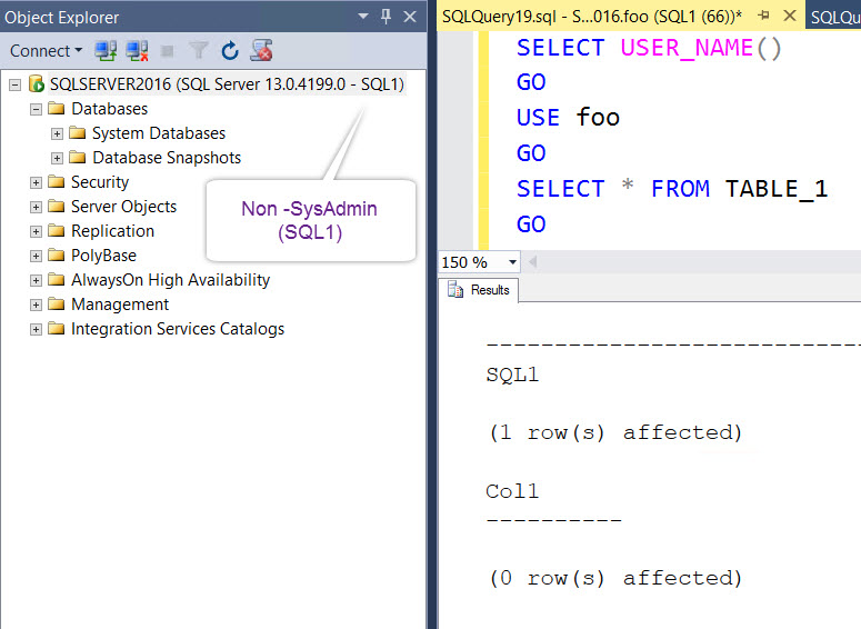 SQL SERVER - Unable to See Tables (Objects) in SSMS hide-ssms-02