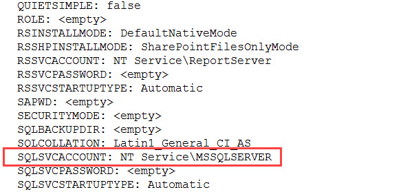SQL SERVER - SQL Installation fails with error code 0x851A001A - Wait on the Database Engine recovery handle failed install-dc-02