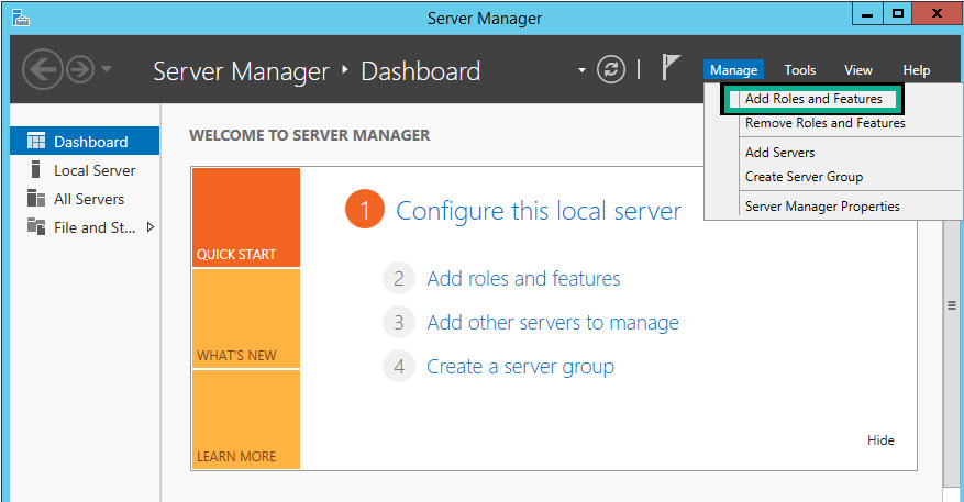 SQL SERVER - Error While Enabling Windows Feature: NetFx3