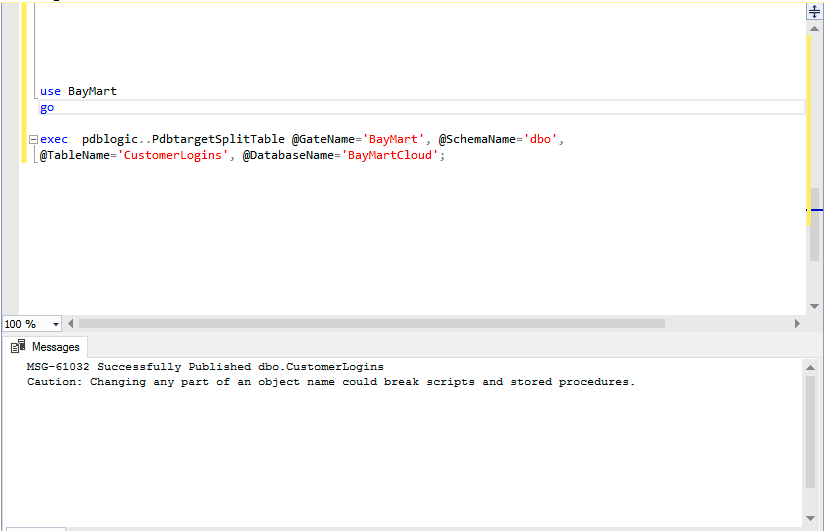 SQL SERVER - How to Reach Out to Cloud - Cloud Computing with PartitionDB partitiondb1