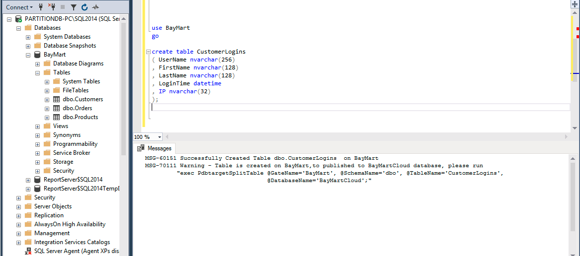 SQL SERVER - How to Reach Out to Cloud - Cloud Computing with PartitionDB partitiondb2