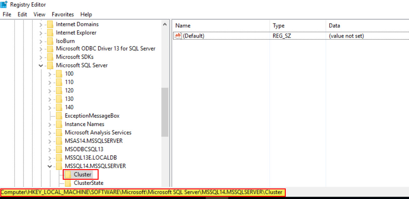 SQL SERVER - Unable to Start SQL Service Error: 17172 - SNIInitialize() Failed with Error 0x2 sni-err02-02
