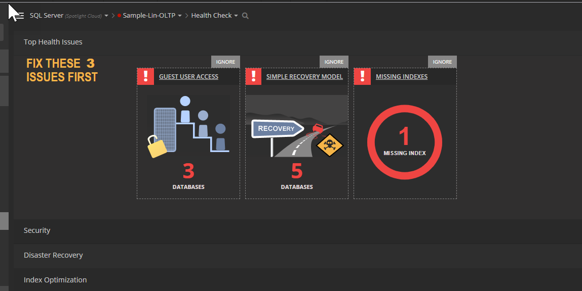 Detect and Diagnose SQL Server Performance Issues with Spotlight Cloud spotlight4