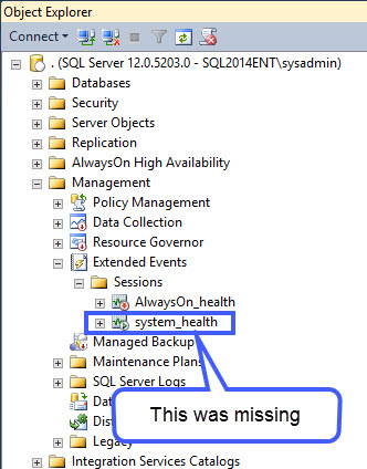 SQL SERVER - Invalid Object Name 'master.dbo.spt_values' in Management Studio spt-values-err-02
