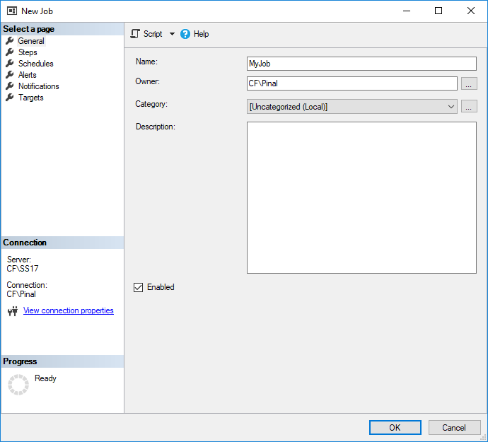 how to schedule a job in sql server interview question of the week