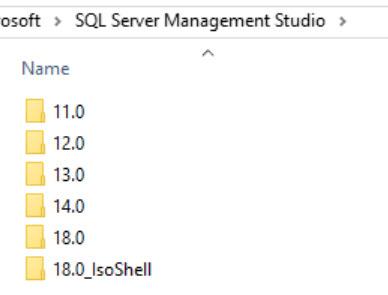 SQL SERVER - SQL Server Management Studio Crash While Using Backup to URL or Connecting to Storage ssms-crash-url-03