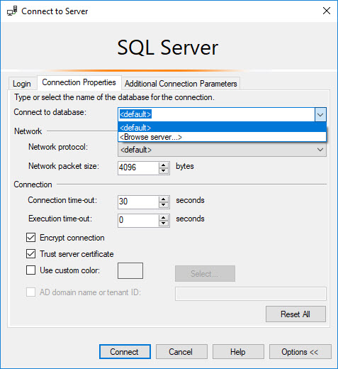how to connect the sql server database in python