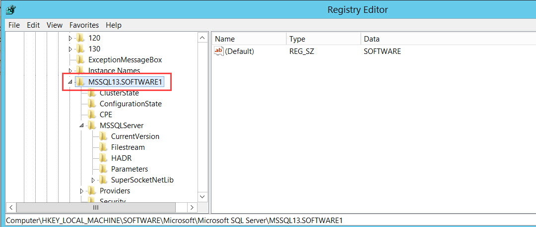 SQL SERVER - Event ID 26 - Your SQL Server Installation is Either Corrupt or has Been Tampered With (Error Getting Instance Name) tamper-02