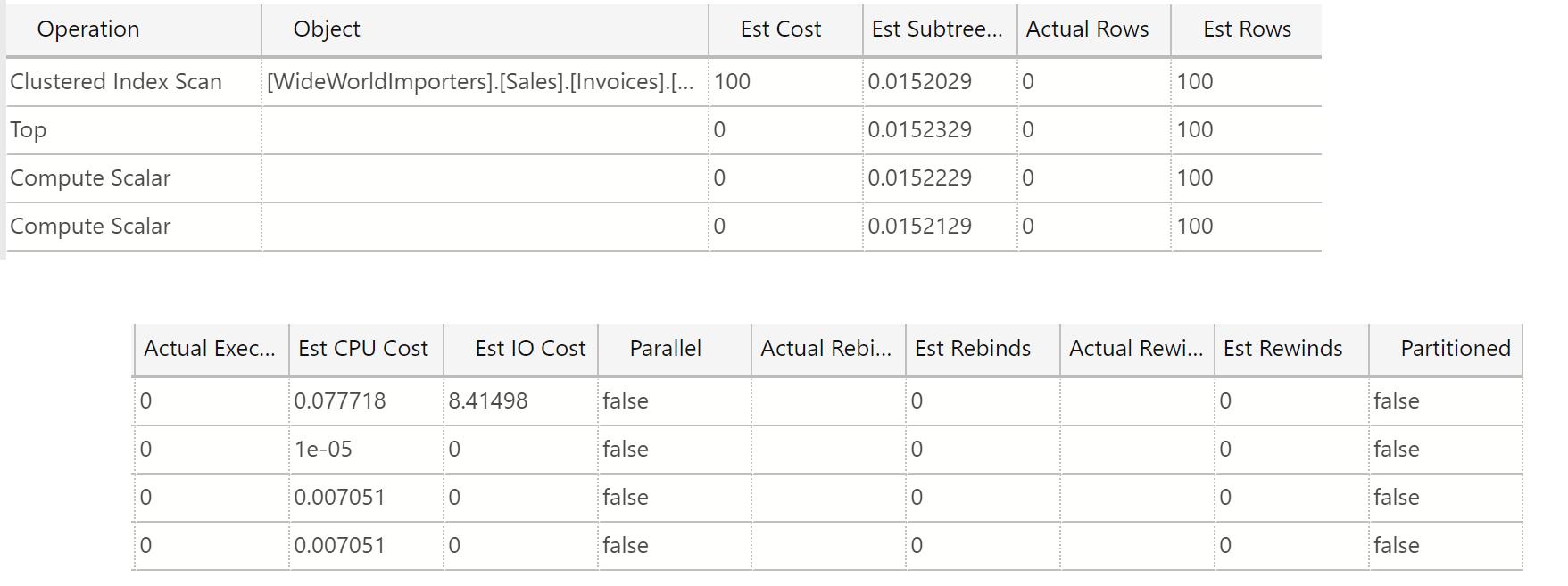Azure Data Studio - Explain SQL Server Execution Plan Data-Studio1