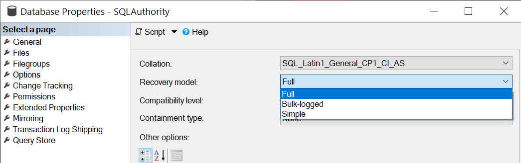 SQL SERVER - Impact of Recovery Model on Insert Workload Stress Test and Wait Statistics InsertWorkload1