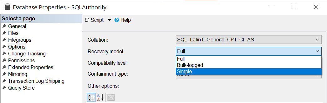 SQL SERVER - Impact of Recovery Model on Insert Workload Stress Test and Wait Statistics InsertWorkload2