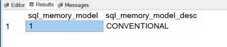 SQL SERVER - sys.dm_os_sys_info and Lock Pages in Memory LPIN1