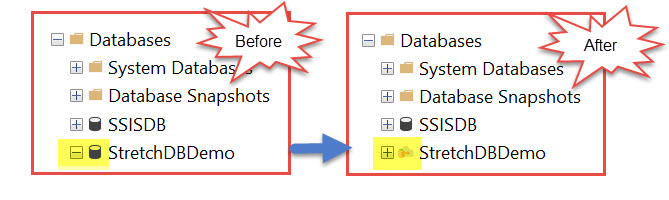 SQL SERVER - Stretch Database - ERROR: The Provided Location is Not Available for Resource Group StrechDB_Reg_Err-03