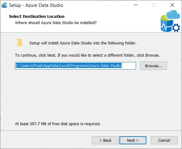 SQL SERVER - Getting Started with Azure Data Studio azuredatastudio3