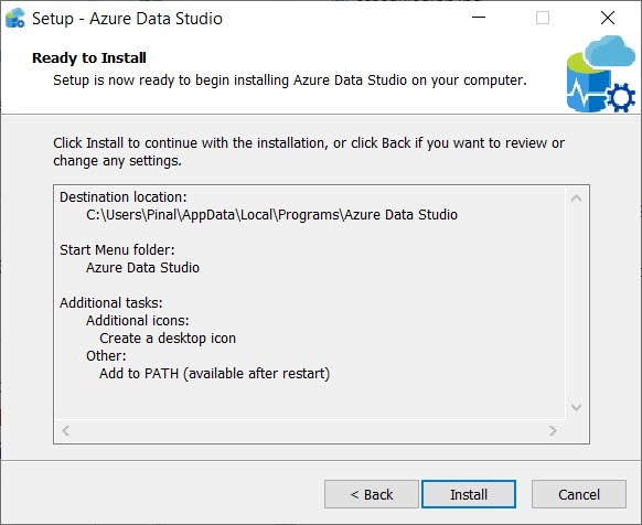 SQL SERVER - Getting Started with Azure Data Studio azuredatastudio6