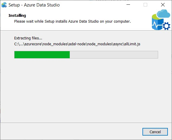 SQL SERVER - Getting Started with Azure Data Studio azuredatastudio7