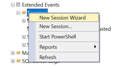 SQL SERVER - Extended Event to Capture Memory Grant Feedback capturememory1