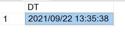 Current Date Time in Python and SQL currentdt1