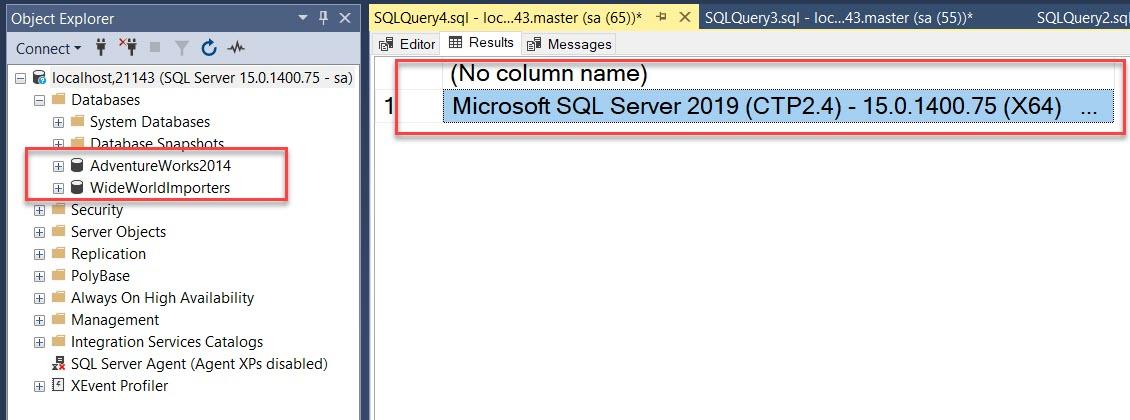 SQL SERVER - Docker Volume and Persistent Storage dockervolume8