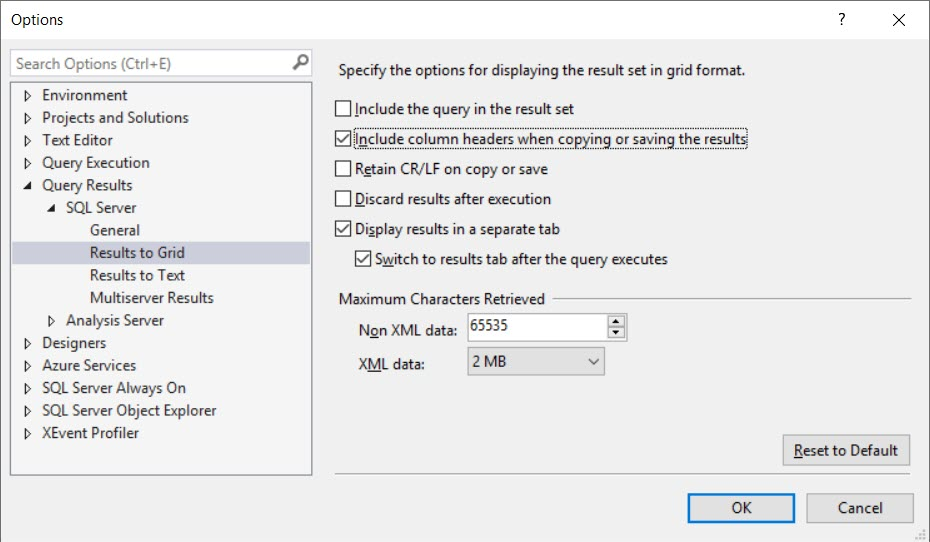 SQL SERVER - Maximizing Query Execution Plans On Screen - A Quick Tip executionparam