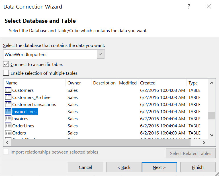 How to Import a SQL Server Table Inside Excel Sheet? - Interview Question of the Week #273 insideexcel3