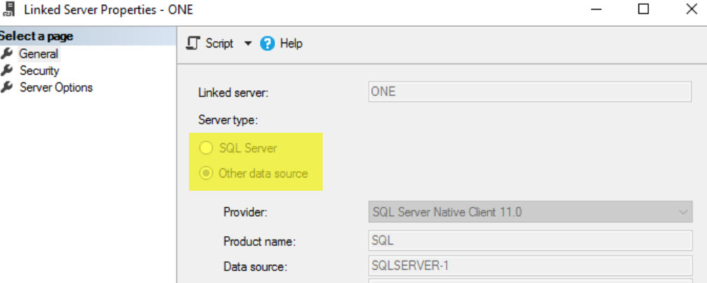 SQL SERVER - FIX: Msg 7416 - Access to the Remote Server is Denied Because No Login-mapping Exists link-srv-err2-02