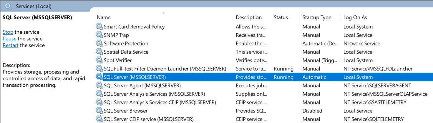 SQL SERVER - Enable Lock Pages in Memory LPIM lpim1