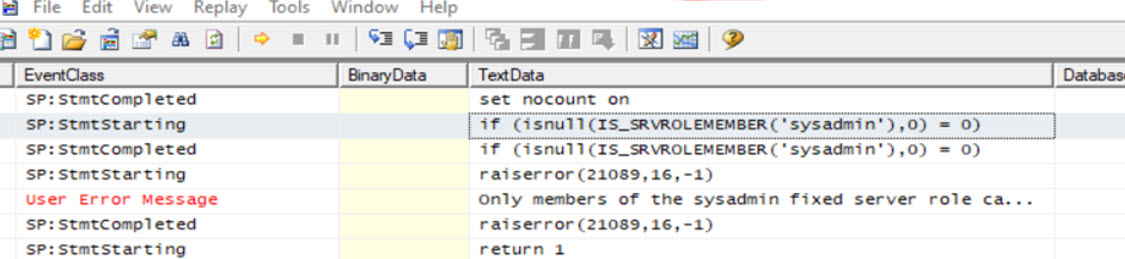 SQL SERVER - Log Shipping Error: Only Members of the Sysadmin Fixed Server Role Can Perform this Operation ls-sysadmin-01