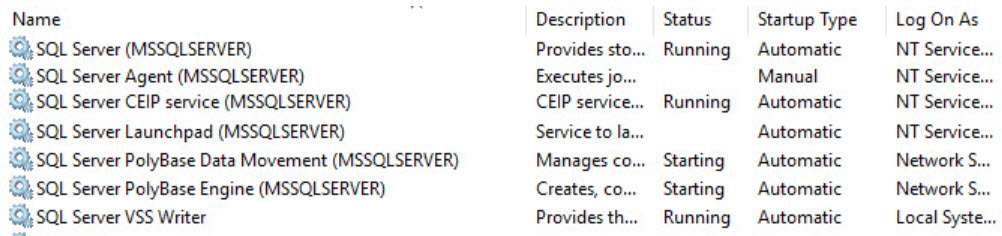 SQL SERVER - Error 1051: A Stop Control Has Been Sent to a Service that Other Running Services are Dependent On sql-stop-03