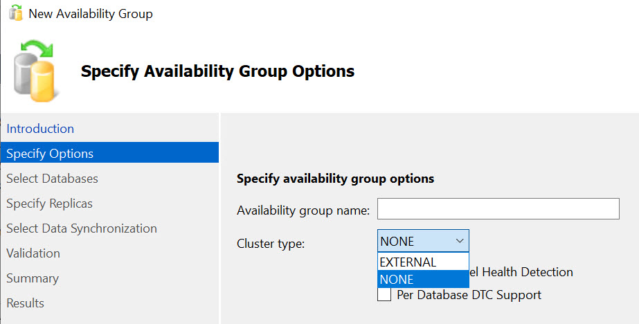 SQL SERVER - Availability Group Seen in SSMS but missing in Cluster Manager. What's Wrong? ssms-clus-type-missing-03