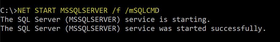 "SQL SERVER - FCB::Open Failed - TEMPDB Files Fail to be Created with Error: ""CREATE FILE Encountered Operating System Error 3"" temp-os-err-3-1"