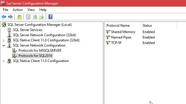SQL SERVER - Fix: HResult 0x274D, SQLCMD Level 16, State 1 Error: Microsoft SQL Native Client : Login timeout expired tcpip